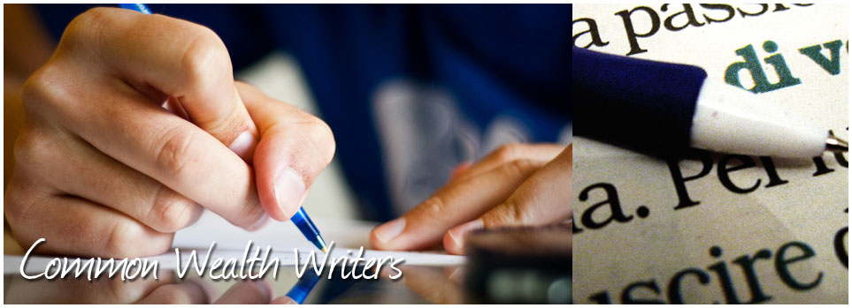 Commonwealth Writers